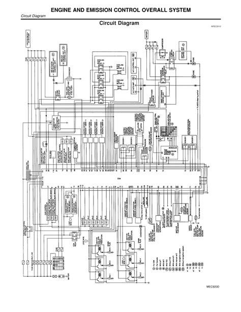 2000 nissan maxima wiring diagram 2000 nissan maxima ignition wiring diagram efcaviation