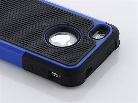 iphone 4 cases for iphone 4 4s black rugged rubber matte cover w screen protect ebay
