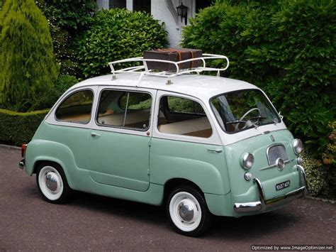 fiat multipla 1960 fiat multipla for sale cars for sale uk