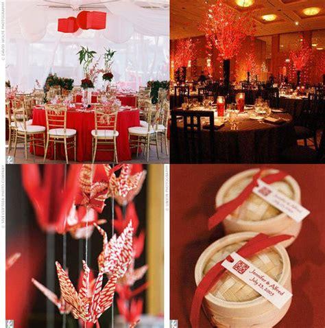 Decoration Restaurant Chinois by D 233 Cor De Mariage Chinois Mariageoriginal