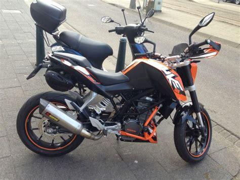Ktm Scooter 125cc Buy Ktm Duke 125cc Abs On 2040 Motos