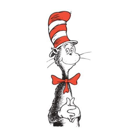 Cat In The Hat by Cat In The Hat Logo Vector Ai Eps Free Graphics