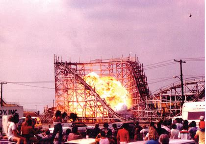theme park explosion what s in a name the gloucester clam