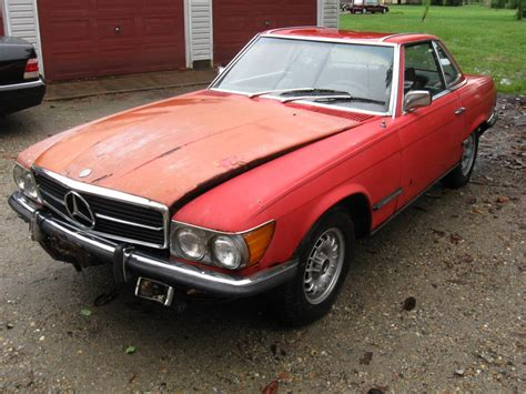 Mercedes Parts Cheap by 1973 450sl And 1985 380sl For Sale Cheap Peachparts