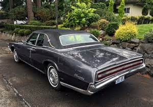 Ford Thunder Seattle S Classics 1968 Ford Thunderbird
