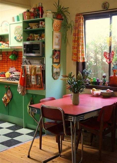 bohemian kitchen design vintage home interior pictures interior bohemian style
