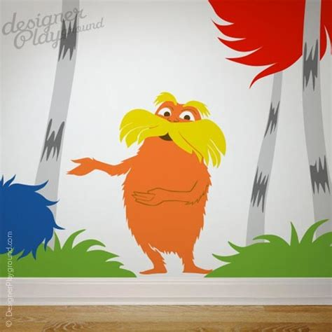 Dr Seuss Nursery Wall Decals Dr Seuss Wall Decal Traditional Nursery Decor