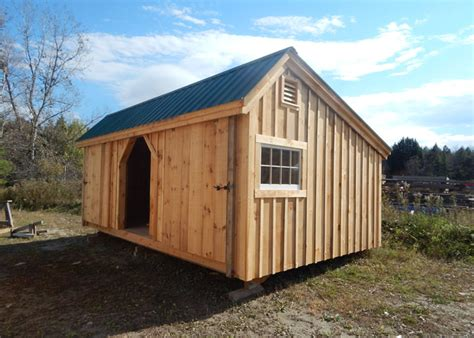 Wood Shed Kits For Sale by 3 Bay Shed Wooden Shed Kits For Sale Jamaica Cottage Shop