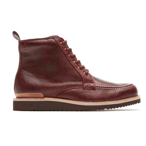rockport boots eastern empire moc toe boot s boots rockport 174