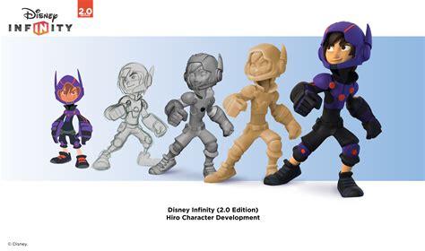 Disney Infinity 2 0 Hiro disney infinity 2 0 edition hiro character development