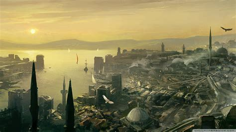 Ottoman Empire Assassins Creed by Assassin S Creed Revelations Histvidg