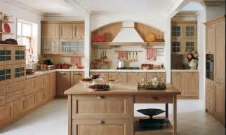 Kitchen Design Country Style by Country Style Kitchen Decobizz Com