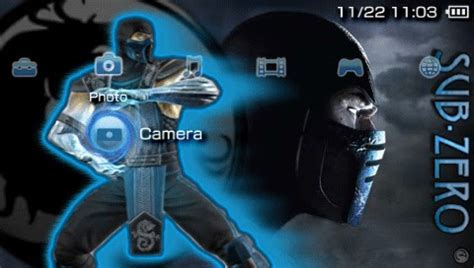 psp animated themes free psp theme mortal combat psp themes download
