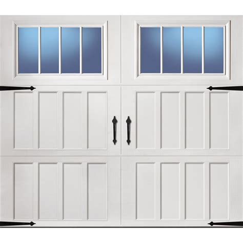 Delightful Vinyl Insulated Garage Doors #3: 842619001142.jpg