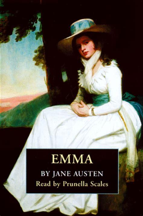 jane austen emma biography misconstrued romance