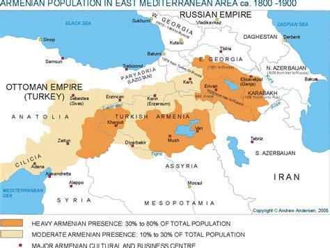 russia map armenia historical in nanopics macedonian empire and armenia