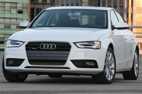 Audi A4 Front by 2013 Audi A4 Front View Photo 14