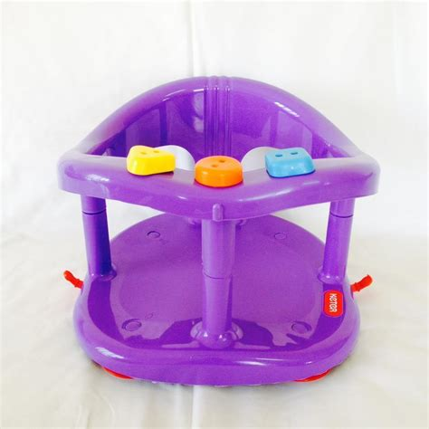 bathtub ring seat for baby ring bath baby tub seat new keter infant anti slip chair