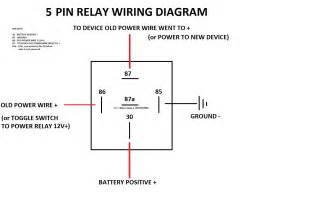 5 pin wiring diagrham wiring free printable wiring diagrams