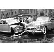 Vintage Car Accident Photos  Old Crashes YouTube