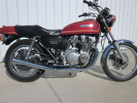 Suzuki Gs750 For Sale 1980 Suzuki Gs1100 For Sale On 2040 Motos