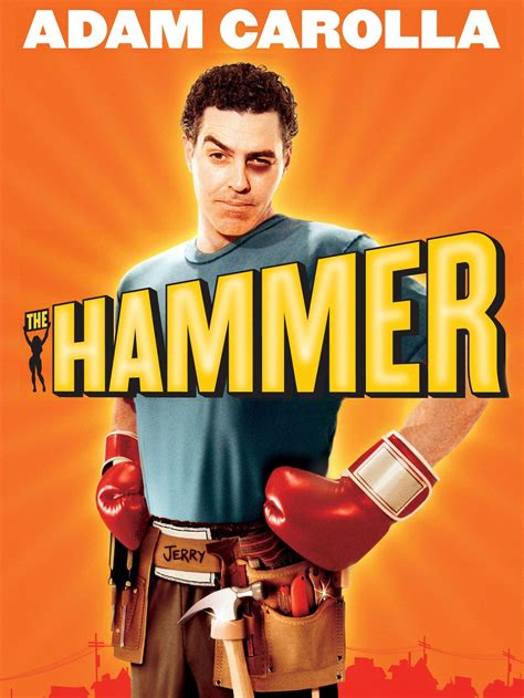the hammer the hammer trailer reviews and more tv guide