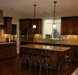 nice Kitchens With Oak Cabinets And White Appliances #9: janell+before.JPG