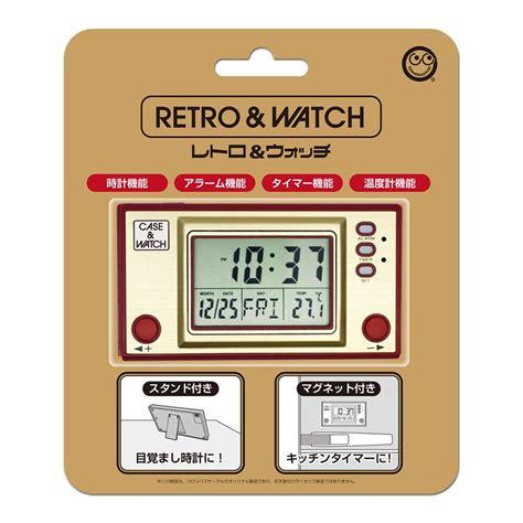 japan trend shop nintendo famicom famicom clock choptimer technabob
