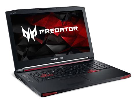 Laptop Acer Predator acer predator 15 g9 591 713c test gaming notebook