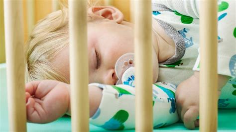 baby sleeps better in own room babies may sleep longer in own rooms study finds