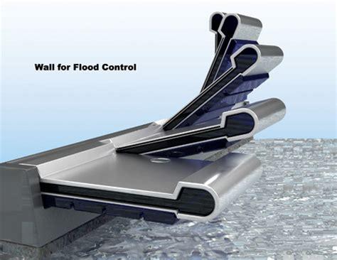 yanko design magazine wall for flood control by yanko design iflood