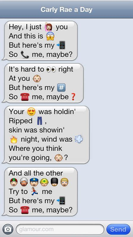 23 Clever And Funny Use Of Emojis Lol Funny Emoji