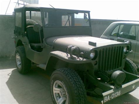 1942 Jeep For Sale Ford 1942 Jeep For Sale Cars Pakwheels Forums