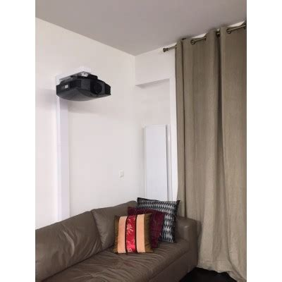 Fixation Plafond Videoprojecteur by Fixation Videoprojecteur Plafond Support Vid 233 Oprojecteur
