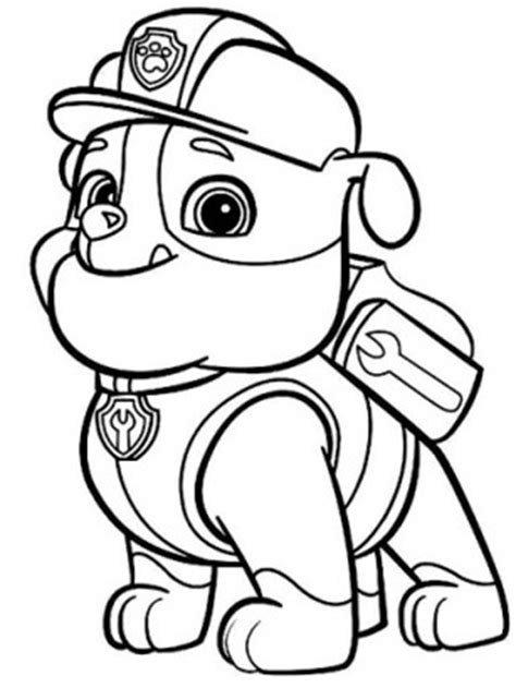 download coloring book paw patrol for android by