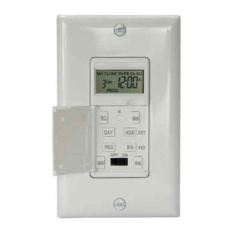 enerlites 7 day in wall programmable digital timer switch