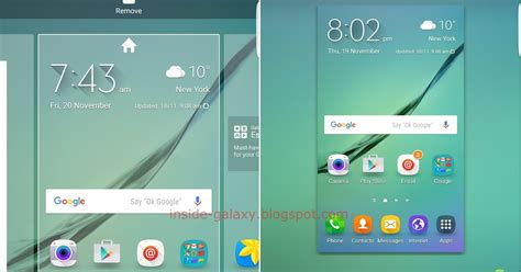 S6 Edge Wallpaper Motion Effect   samsung galaxy s6 edge how to enable and use wallpaper
