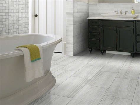 Ceramic Bathroom Floor Tile Farmhouse Flooring Ideas For Every Room In The House Atta Says