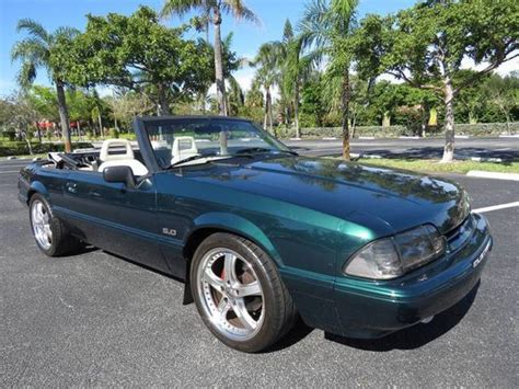 manual cars for sale 1992 ford mustang lane departure warning 1992 ford mustang lx 5 0 2dr convertible manual 5 speed rwd v8 5 0l gasoline for sale ford