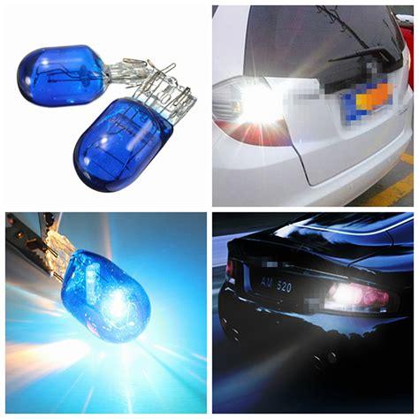 Promo Led 5050 Ip33 12v Indoor Biru Blue Ip 33 12 V High Quali blue w21 5w t20 580 7443 xenon white halogen drl sidelight light hid bulb sale banggood