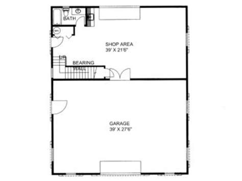 Just Garage Plans by Plan 11 045 Just Garage Plans