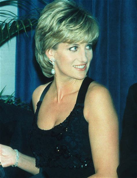 the lady di haircut princess diana freddie mercury took her out dressed as