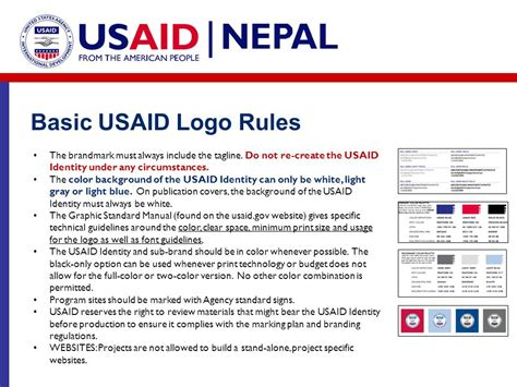 Usaid Nepal Kisan 2 Request For Proposal Rfp No Sol Ppt Download Usaid Branding And Marking Template
