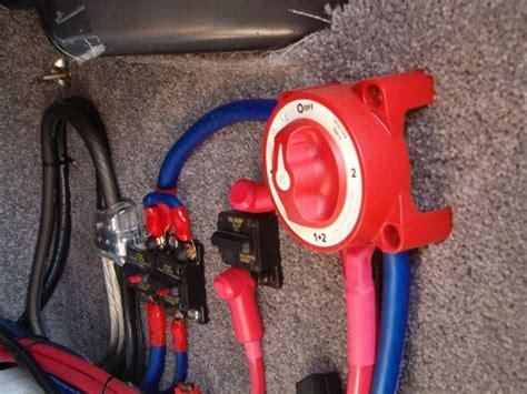 boat stereo ideas marine power distribution power distribution car