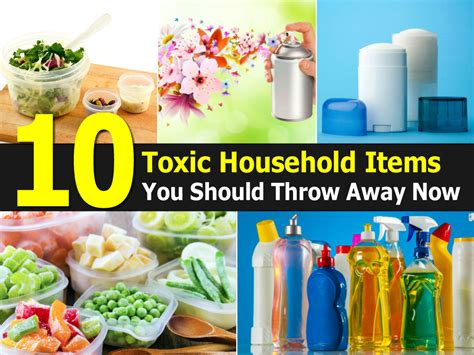 toxicity of household products 10 toxic household items you should throw away now girly