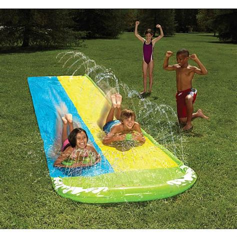 slip n slide wham o wave rider water slide