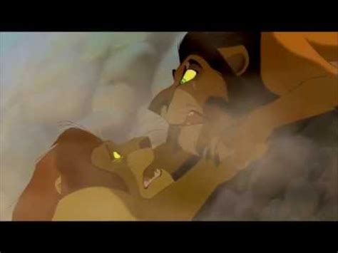 """the lion king (1994) scene: """"long live the king""""/mufasa's"""