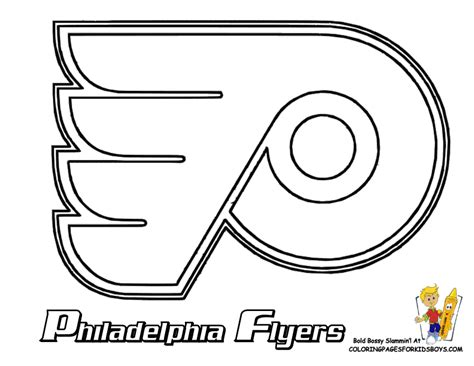 free coloring pages of pittsburgh penguins