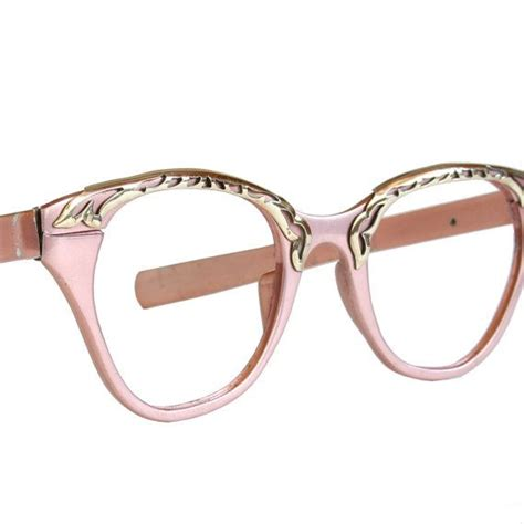 vintage cat eye glasses vintage cat eye glasses dainty things part 1 pinterest