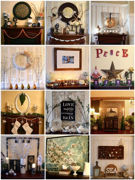 do it yourself new year decorations how to decorate a mantel sweet home will and